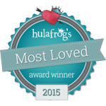 HulaFrog's #1 Most Loved Center!