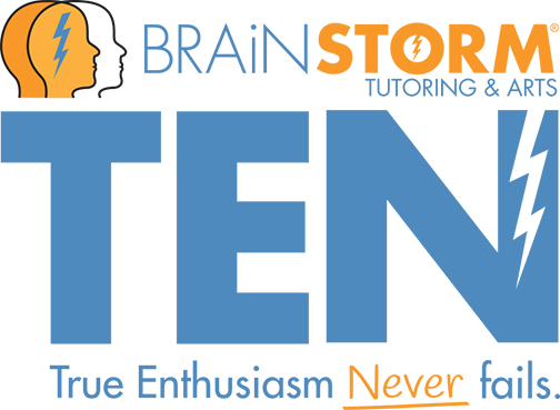BrainStorm Tutoring Bergen County NJ - Enthusiam Never Fails