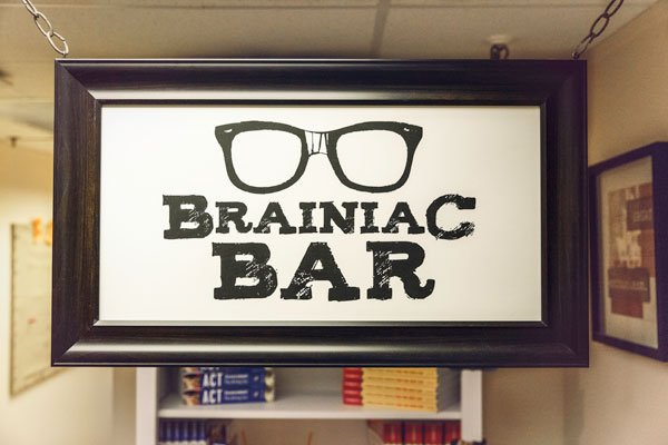 BrainStorm Tutoring Bergen County NJ Brainiac Bar image