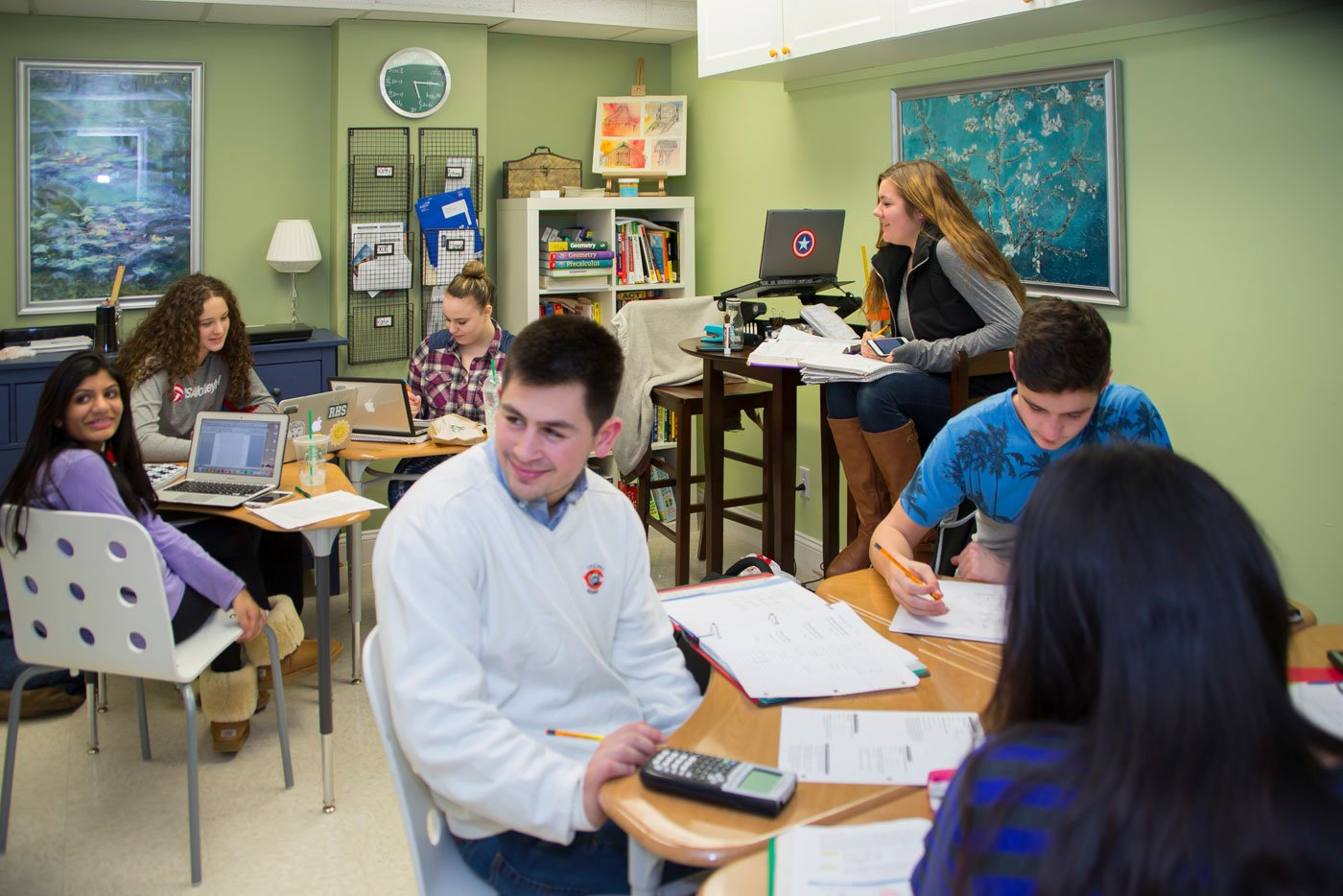 Small group tutoring Bergen County