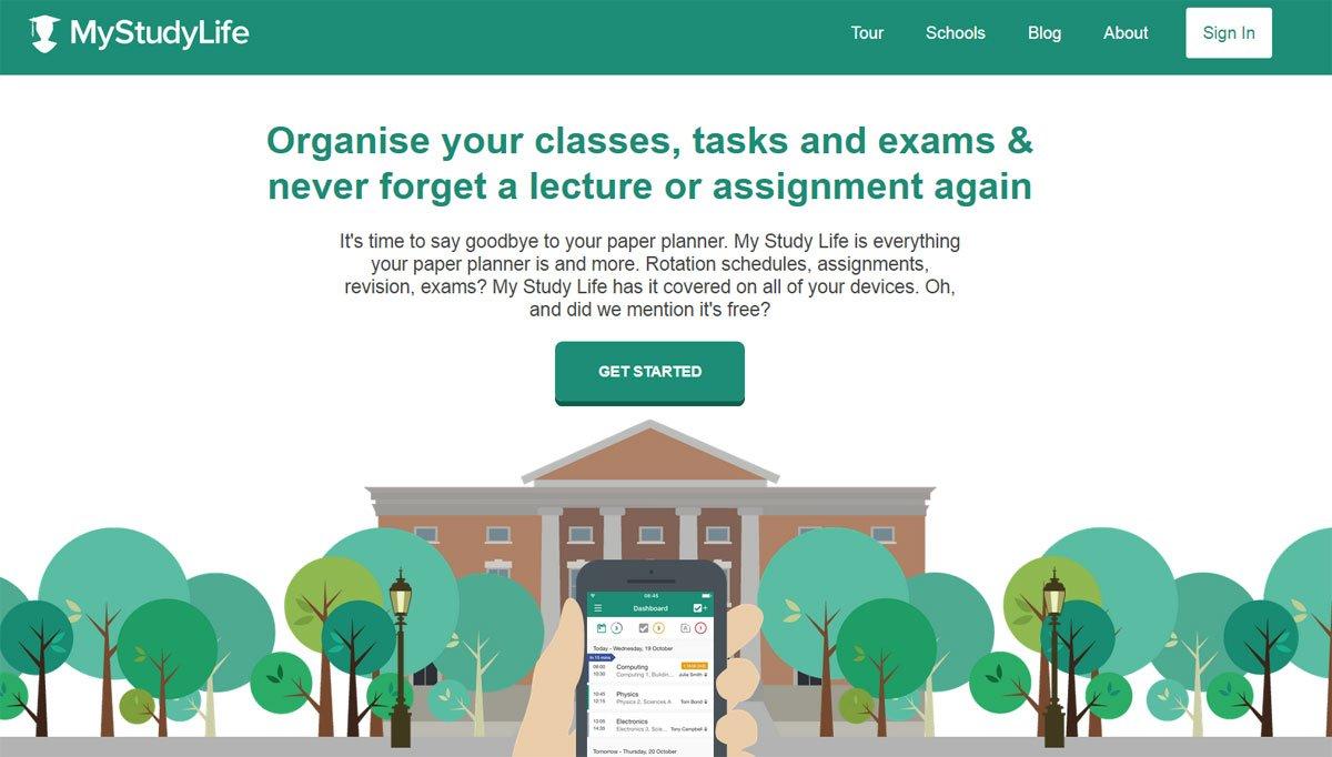 Student Aid - My Study Life App
