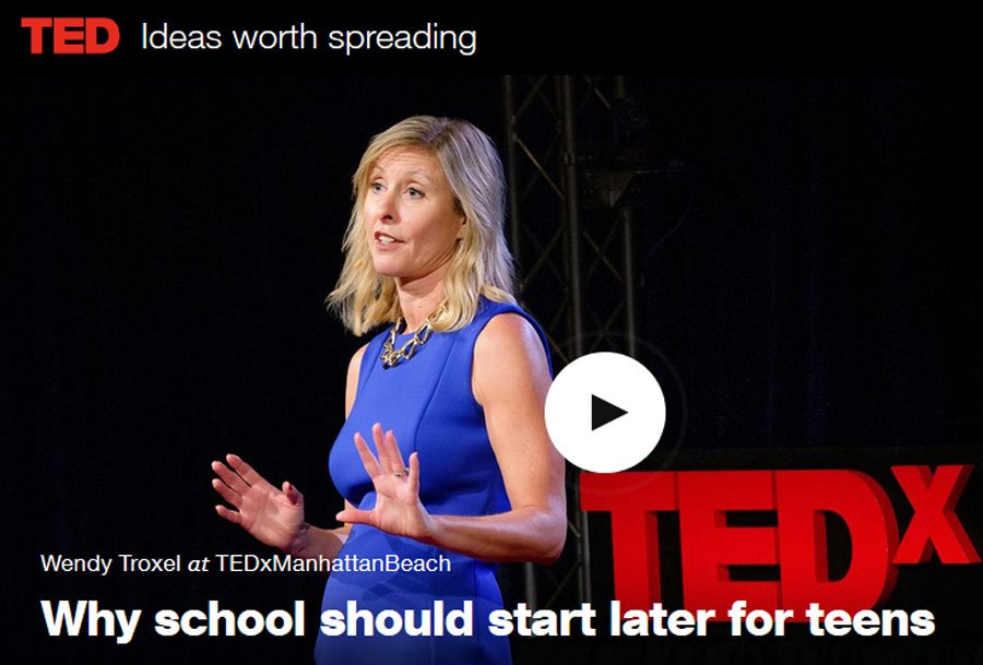 TED Talks BrainStorm Educational Resources