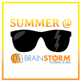 BrainStorm Summer Tutoring Programs