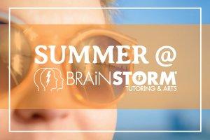 Summer tutoring BrainStorm Franklin Lakes NJ
