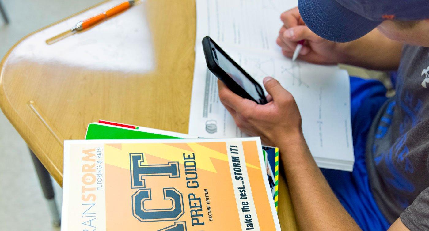SAT test prep BrainStorm tutoring news 3-14