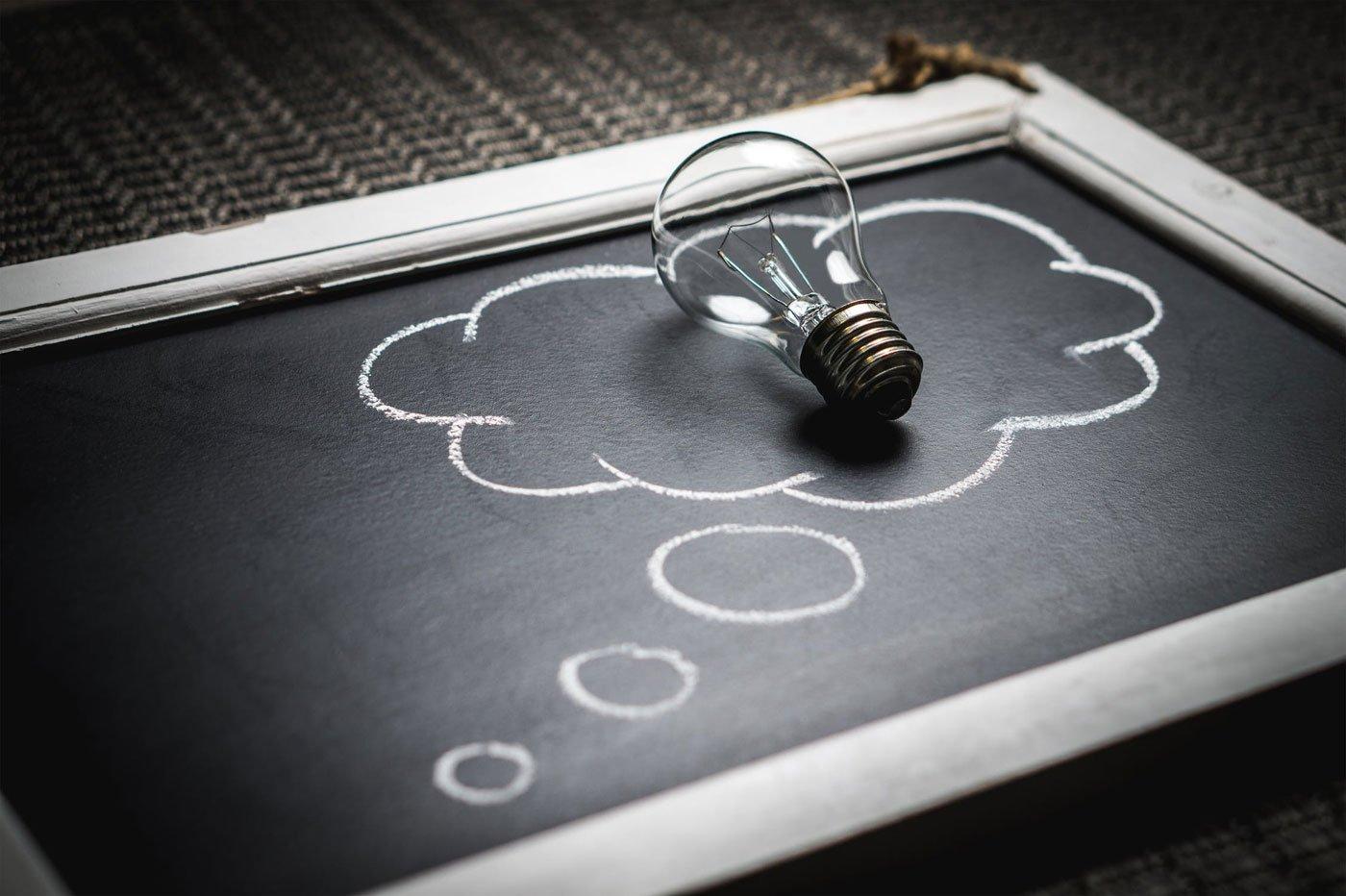 BrainStorm Tutoring Blog post image - how to develop creativity