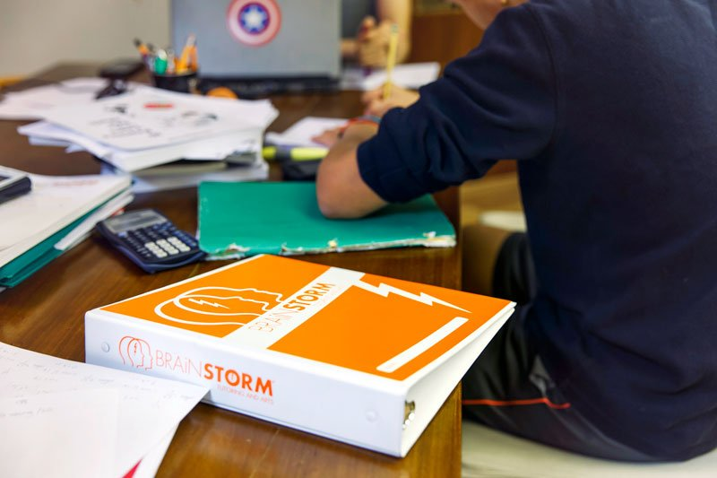 SAT Practice and Test Prep at BrainStorm Tutoring