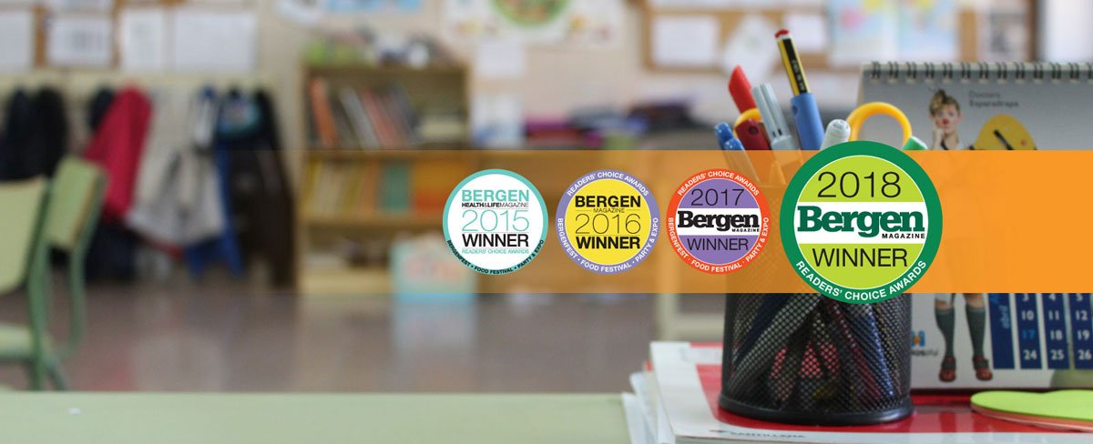 Best Tutoring Company in Bergen County awards for BrainStorm