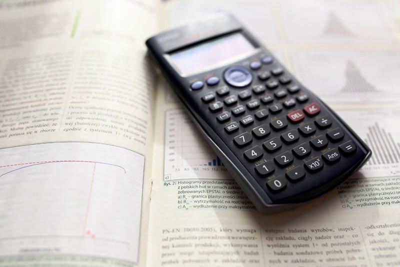 BrainStorm Tutoring Blog stock calculator photo