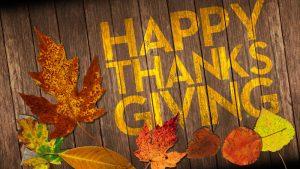Happy Thanksgiving from BrainStorm Tutoring Franklin Lakes NJ
