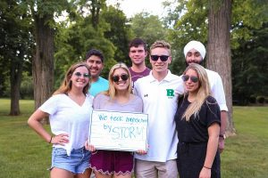 BrainStorm Tutoring NJ student graduation photo