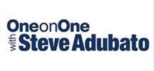 One on One Steve Adubato logo - BrainStorm Tutoring NJ