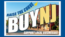 Raise the curve - support local NJ businesses